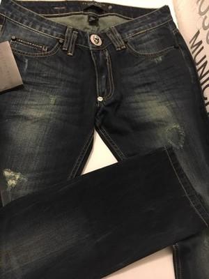 Spodnie męskie jeans 32 Philipp Plein Nowe