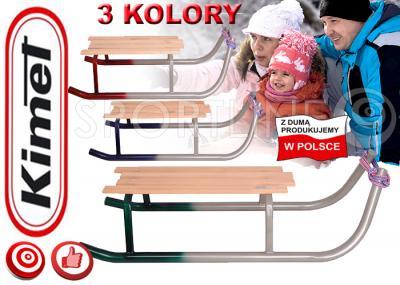 Metalowe Sanki Drewniane Sportowe 200kg Polskie 4713501820 Oficjalne Archiwum Allegro