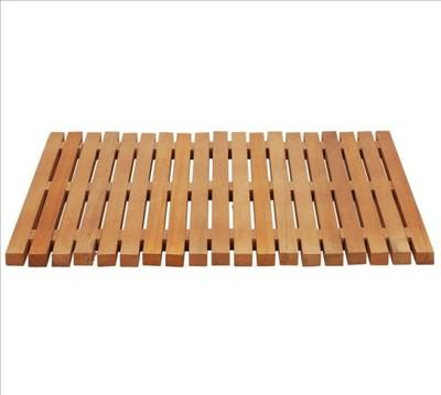 Drewniana Mata Do łazienki Do Sauny 7307