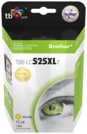 TB PRINT Tusz do Brother LC529/539 TBB-LC525XLY YE
