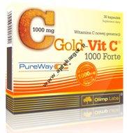 WYPRZ OLIMP GOLD VIT C 1000 FORTE 30kaps  3488