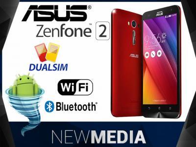 Srebrny ASUS Zenfone 2 ZE551ML 32 GB LTE 5.0 z PL