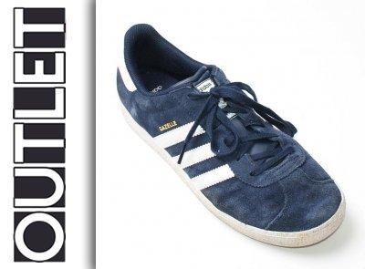 Buty damskie Adidas Gazelle [BZ0022] 38