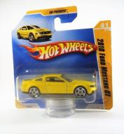 Hot Wheels - Ford Mustang GT 2010