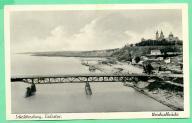 Płock - ok.1940r. - Most przez Wisłę
