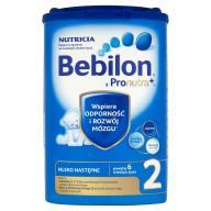 Bebilon 2 i inne z Pronutra mleko ZESTAW 6x800g