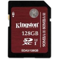 Karta pamięci 128GB SDXC Kingston UHS 3