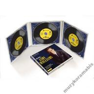 ANDY WILLIAMS - THE REAL... THE BEST OF - 3 CD BOX