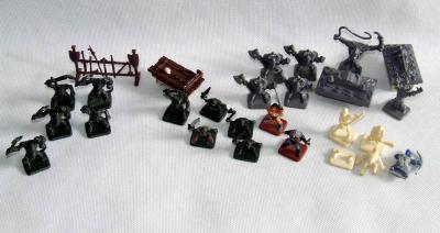 WARHAMMER [Figurki] zestaw 26 figurek