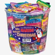 HARIBO Christmas Mix świątecznych żelków 100x9,8g