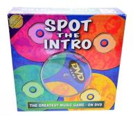 4804-14 .CHEATWELL... k#o SPOT THE INTRO DVD GAME