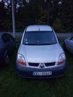 Renault Kangoo Long 2005r. z uszkodzonym tyłem