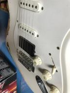 Squier by Fender Stratocaster Affinity Aktywny Rel