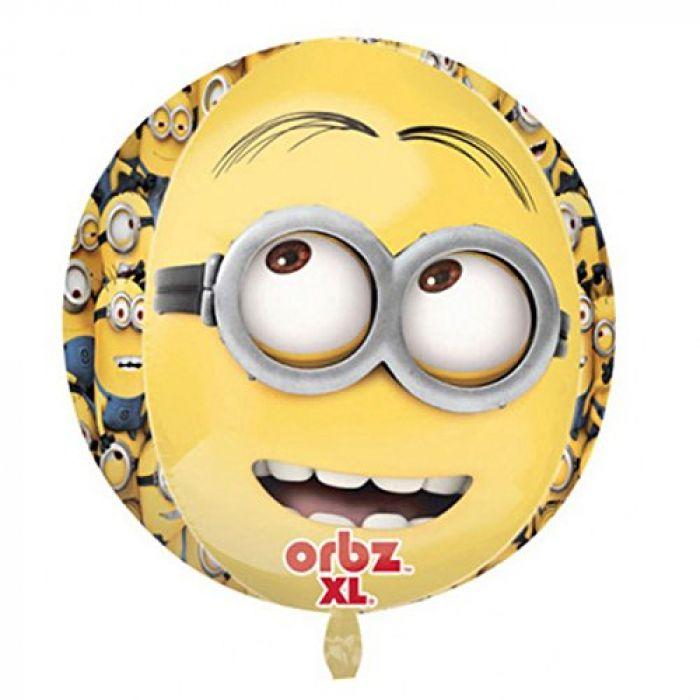 Universal Studios Despicable Me Orbz Balloon