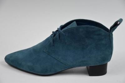 31fba868ff6c6 Clarks softwear botki buty skórzane r.7e/26cm - 6818408330 ...