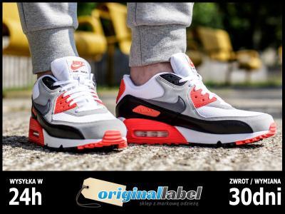 Męskie Buty Nike Air Max 90 725233 106 44,5 5958546612