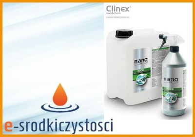 CLINEX NANO NICE Dezynfekcja Klimatyzacji 1L