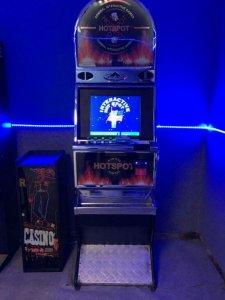 automat hot spot do sprzedania