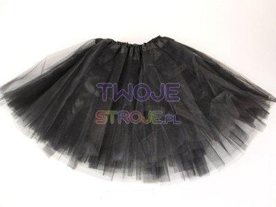Spodniczka Baletowa Trojwarstwowa Tiulowa Czarna 6515800719 Oficjalne Archiwum Allegro
