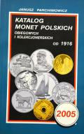 Parchimowicz Katalog monet polskich 2005