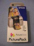 Epson T5570 PicturePack/Mate 100szt + tusze 10x15