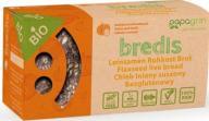 Chleb lniany suszony cebula, czosnek BIO 70g