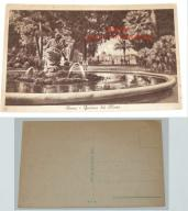 Stara pocztówka - Fontanna Mojżesza w Rzymie