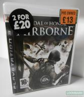 GRA PS3 MEDAL OF HONOR AIRBORNE