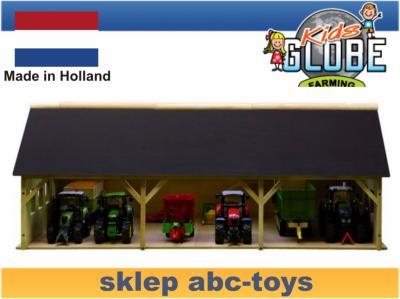 Kids Globe Garaż Na 6 Traktorów 132 Do Siku 4751860160