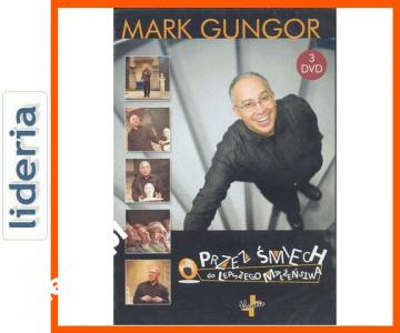 Przez śmiech do lepszego małżeństwa - Mark Gungor