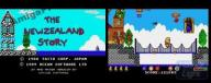 NEW ZELAND STORY -    ATARI ST - BOX