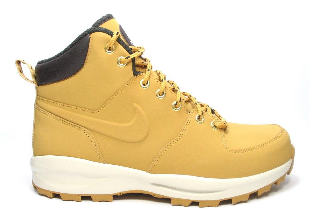 Buty Nike męskie beżowe Manoa 454350 700 rozm. 42.5