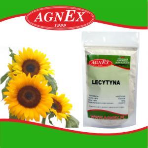LECYTYNA słonecznikowa 1 kg AGNEX