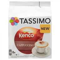 Tassimo Kenco Cappuccino Coffee, 260 g (Pack of 5,