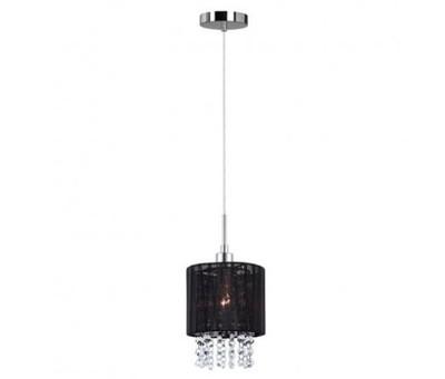 Lampa wisząca żyrandol ASTRA MDM1953-1 BK ITALUX