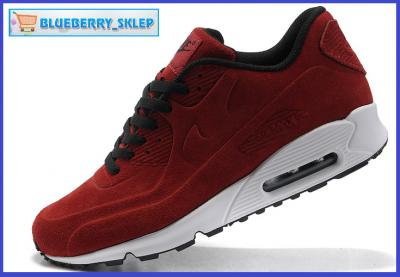 air max bordowe