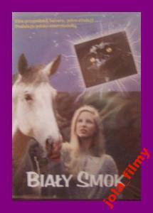 BIAŁY SMOK- DVD-NOWY-FOLIA