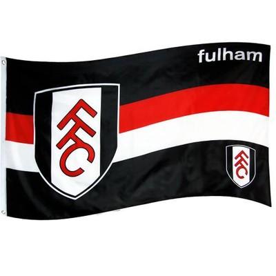 Flaga klubowa FULHAM FC 152 cm x 91 cm