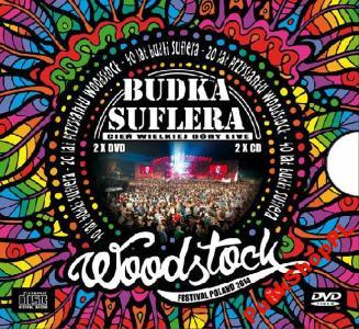 BUDKA SUFLERA  Woodstock 2014 *2DVD+2CD *CIOS *RP