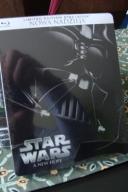 STAR WARS NOWA NADZIEJA Blu-Ray - Nowy STEELBOOK