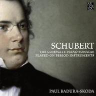 Schubert Schubert Complete Piano Sonatas