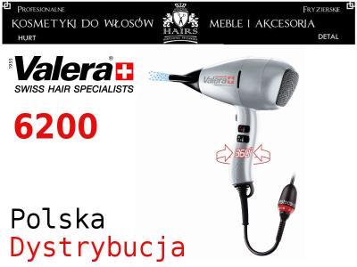 VALERA 6200 suszarka do włosów Nano Jonizacja 1800