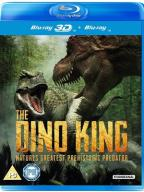 THE DINO KING (BLU-RAY 3D + BLU-RAY 2D)