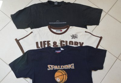 SPALDING NIKE LIFE&GLORY  3 T-SHIRTY NA 180cm