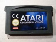 Cartridge Atari Anniversary Advance - GBA