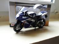 Suzuki GSX-R Miasto 1:12 + pudełko - NOWY