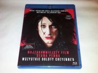 Wszystkie odloty Cheyenne'a - Blu-Ray - Sean Penn