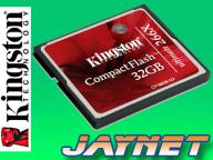 KINGSTON 32GB Compact Flash 32 GB ULTIMATE 266x CF