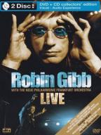 GIBB ROBIN (BEE GEES) LIVE with FRANKFURT DVD + CD