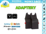 ABC DESIGN adaptery do maxi-cosi cybex besafe inne